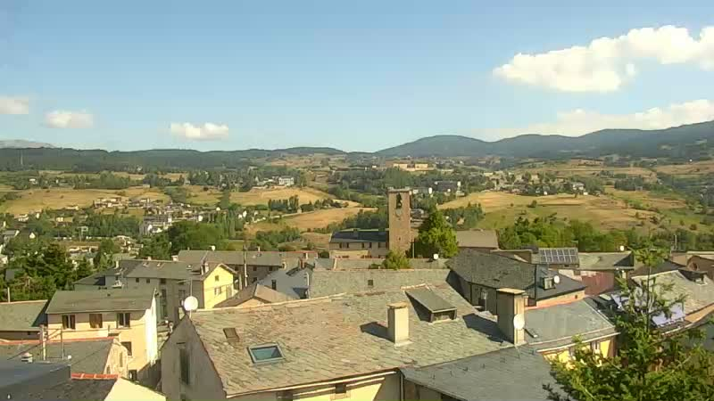 Webcam de St-Pierre dels Forcats