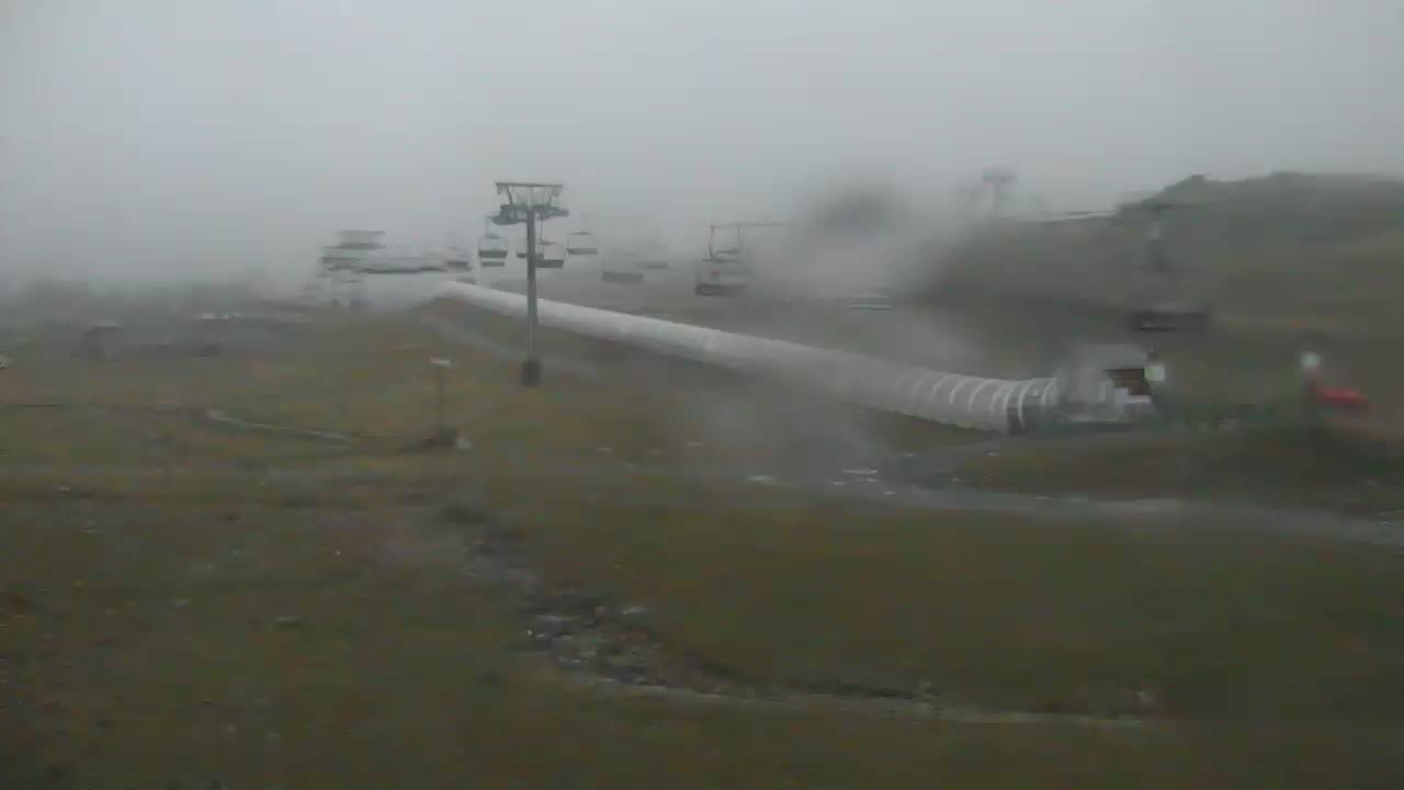 Webcam en Front de Neige